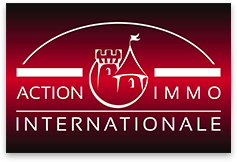Logo Agence Action Immo Internationale